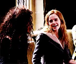 Watch and share Bellatrix Lestrange GIFs and Hermione Granger GIFs on Gfycat