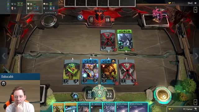 Watch and share Artifact GIFs and Pcgamer GIFs on Gfycat