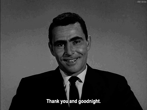 Thank you and goodnight GIFs