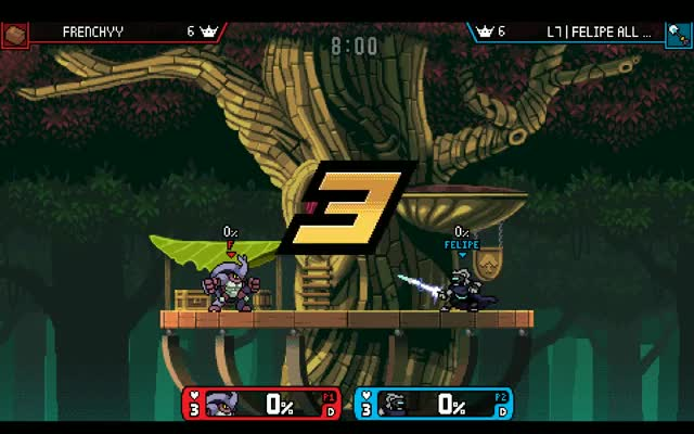 Watch and share Clairen Vs Frenchyy Kragg Treetop Trimmed GIFs on Gfycat