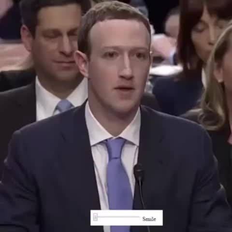Watch Mark Zuckerberg processing the 'smile' command GIF on Gfycat. Discover more mark zuckerberg GIFs on Gfycat