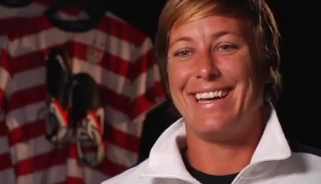 Watch and share Abby Wambach GIFs and Soccer GIFs on Gfycat