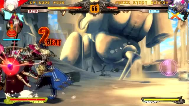 Watch Guilty Gear Chaotic Combat GIF by @dizzypw on Gfycat. Discover more related GIFs on Gfycat