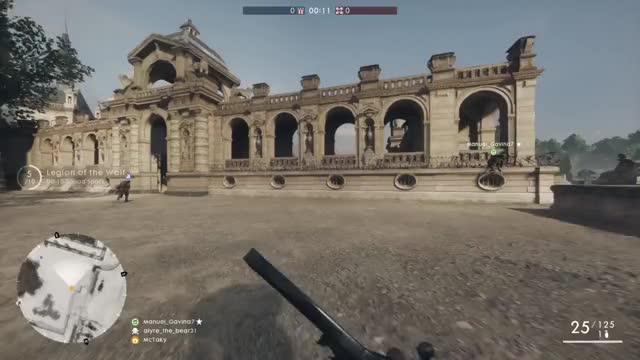 Watch Freshly Baked - ? #Battlefield1 #PS4share GIF on Gfycat. Discover more GamePhysics, gaming GIFs on Gfycat