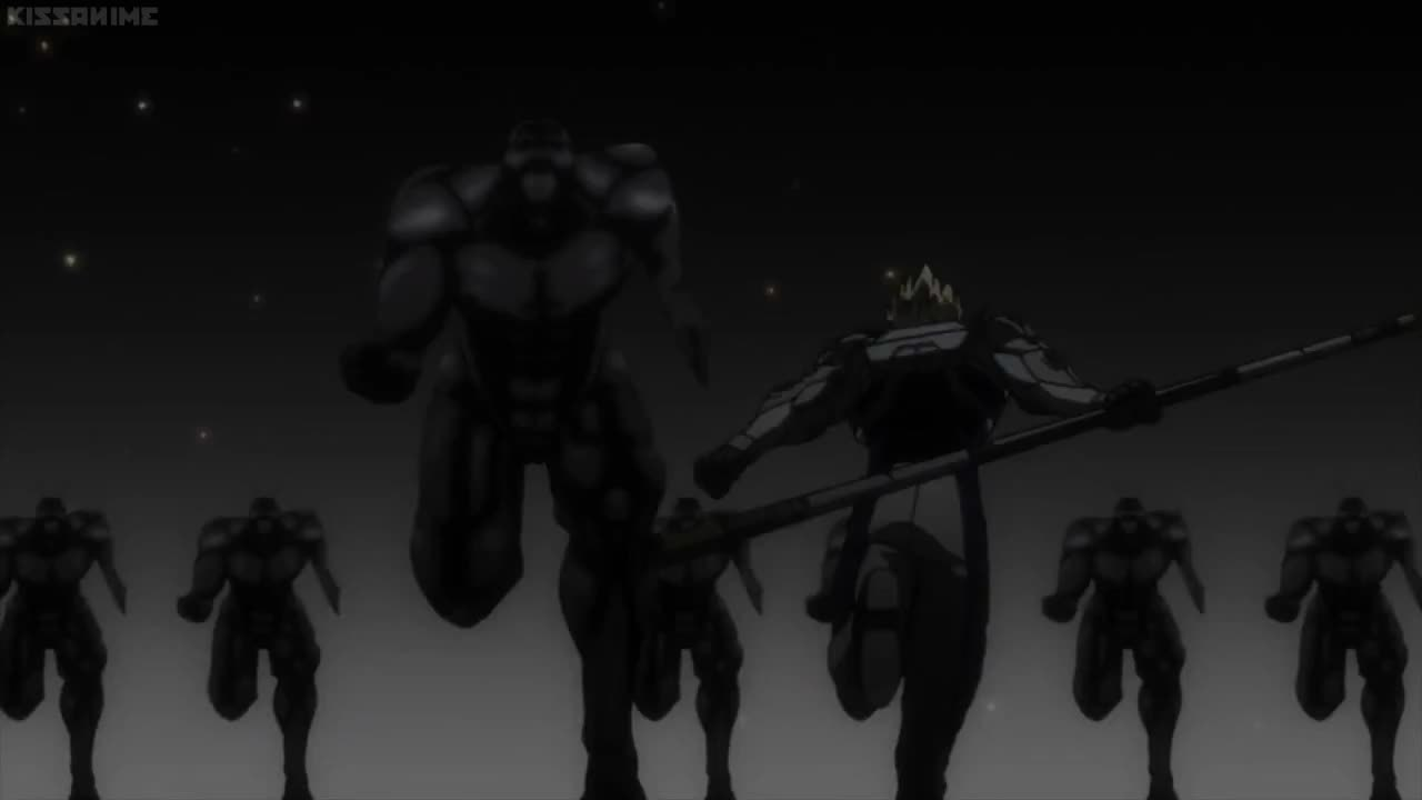 QUALITYanime, qualityanime, This is not sped up. [Terra Formars] (reddit) GIFs