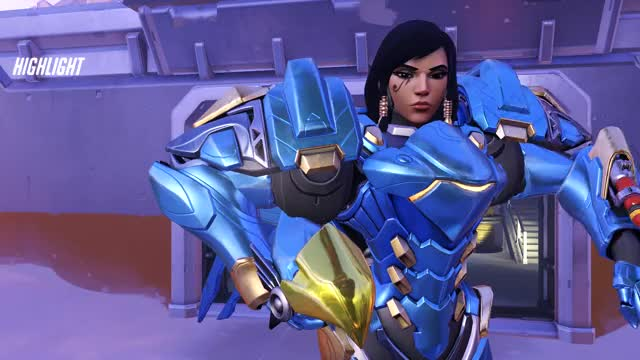 Watch Thanks Mei GIF on Gfycat. Discover more overwatch, pharah GIFs on Gfycat