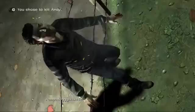 Watch Andy death GIF on Gfycat. Discover more twdg GIFs on Gfycat