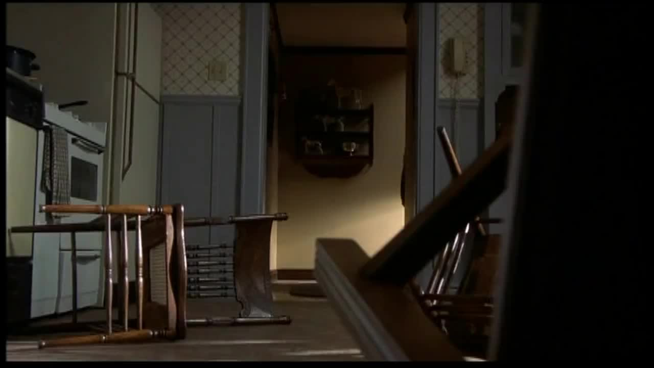 Aliens, Horror, UFO, space, Signs Movie 2002 - Alien In The Pantry (Mel Gibson) GIFs