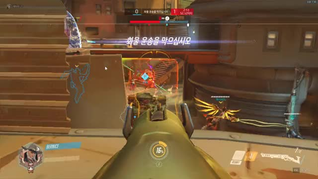 Watch and share Overwatch GIFs by o2cobo on Gfycat
