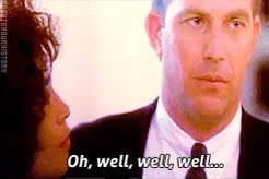 Watch and share Whitney Houston GIFs and Kevin Costner GIFs on Gfycat