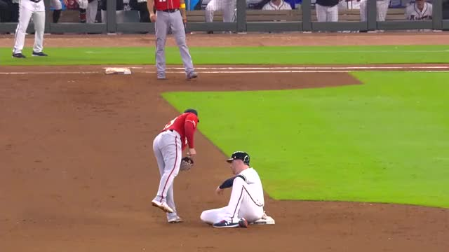 Watch and share Nationals GIFs and Baseball GIFs by handlit33 on Gfycat
