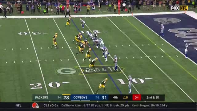 Watch and share Rodgers TD 1 GIFs by markbullock on Gfycat