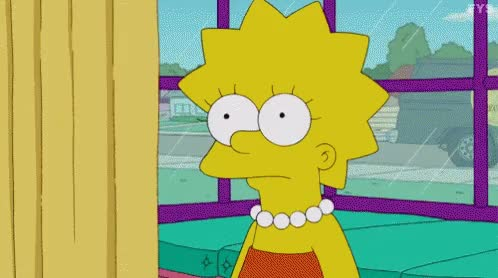 Watch and share The Popular Lisa Simpson GIFs on Gfycat