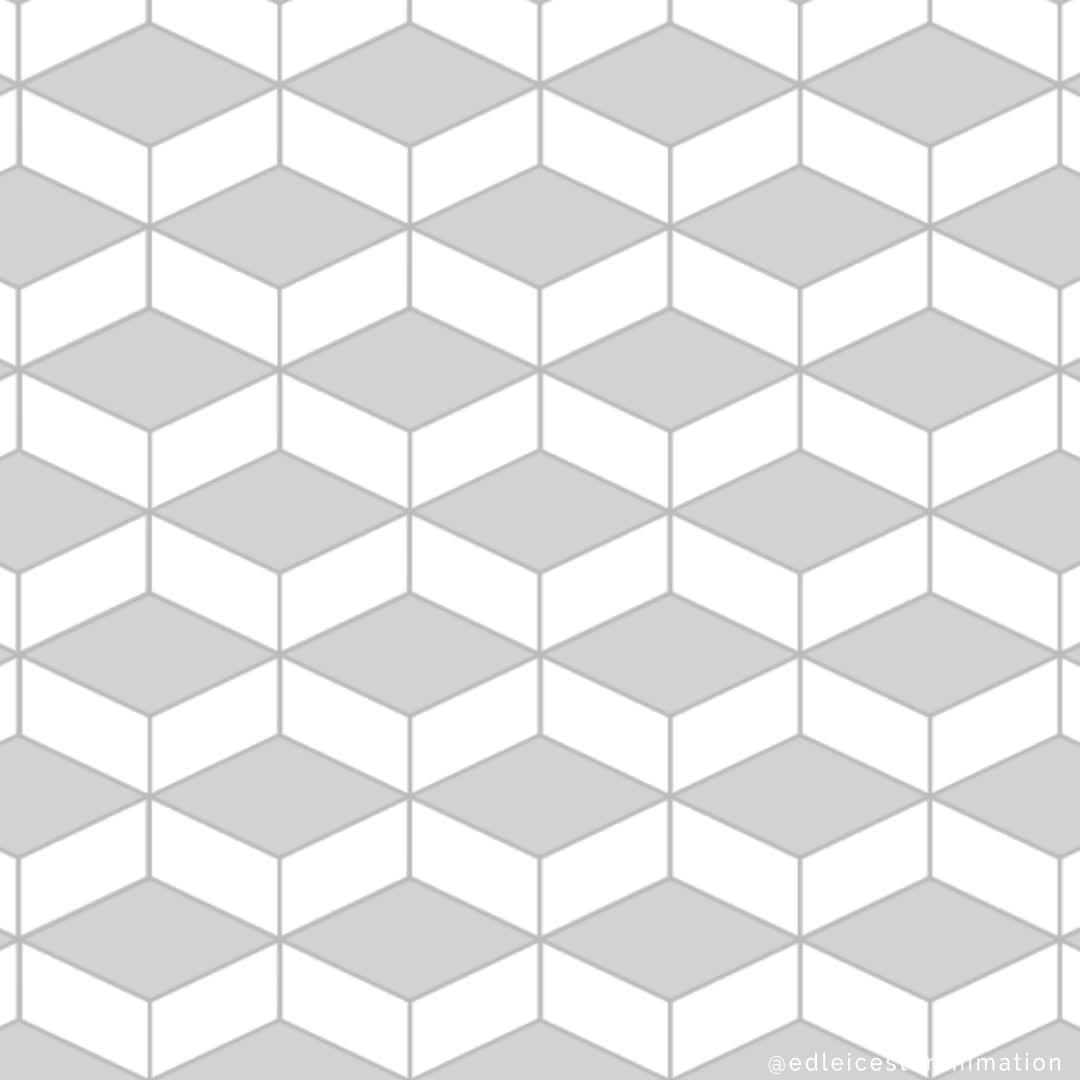 Isometric Blocks - Grey GIFs