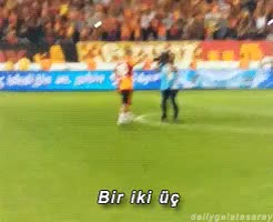 Watch and share Wesley Sneijder GIFs and Galatasaray GIFs on Gfycat