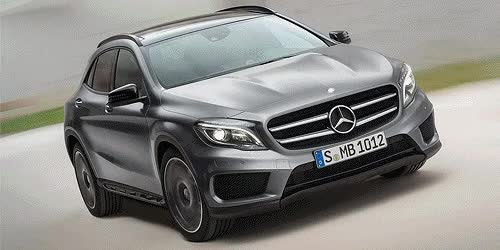 Watch and share Mercedes-Benz GLA 1 GIFs on Gfycat