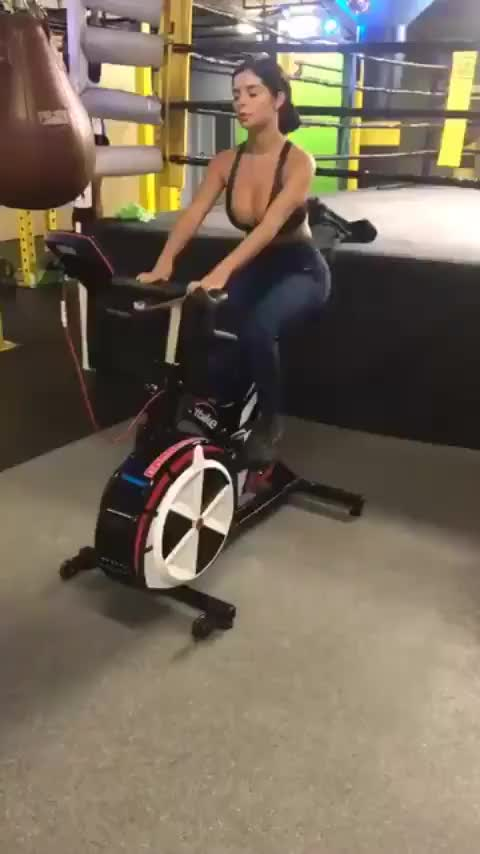 Watch and share Demi Cycling GIFs by Meloatmos on Gfycat
