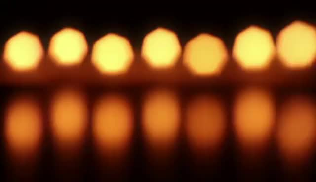 Watch and share Defocused Candles - HD Stock Footage Background Loop GIFs on Gfycat