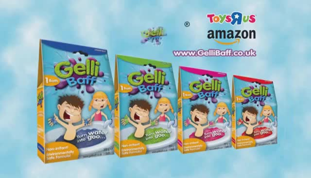 Watch and share Gelli Baff TV Commercial GIFs on Gfycat