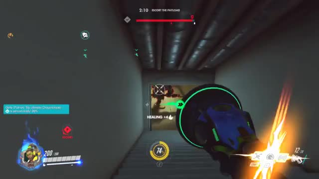 Watch Improvise'in Plays.tv Klibi GIF by improvise on Gfycat. Discover more Overwatch, raptr, unfortunate GIFs on Gfycat