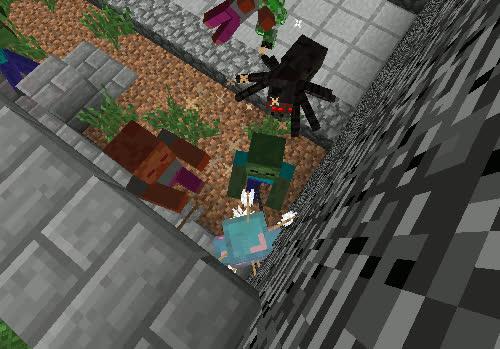 multiplayer shenanigans minecraft multiplayer gif GIFs