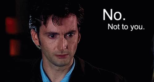 Watch and share Doctorwho No GIFs on Gfycat