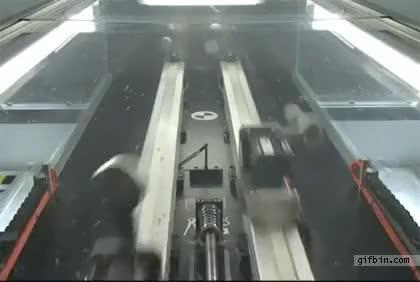 Watch and share Servodriven Juggling Machine GIFs on Gfycat