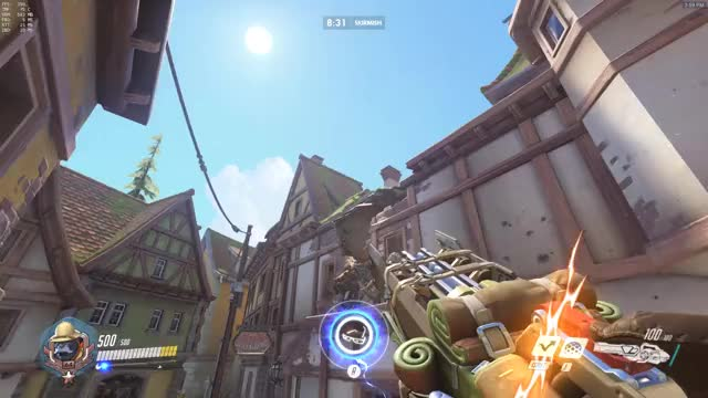 Watch and share Eichenwalde GIFs and Overwatch GIFs by rqr on Gfycat