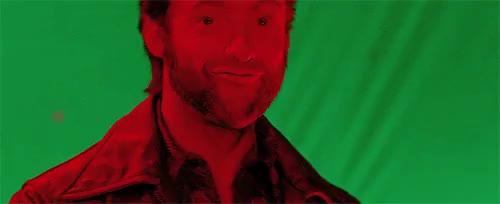 Watch and share He's So Weird GIFs and Hugh Jackman GIFs on Gfycat
