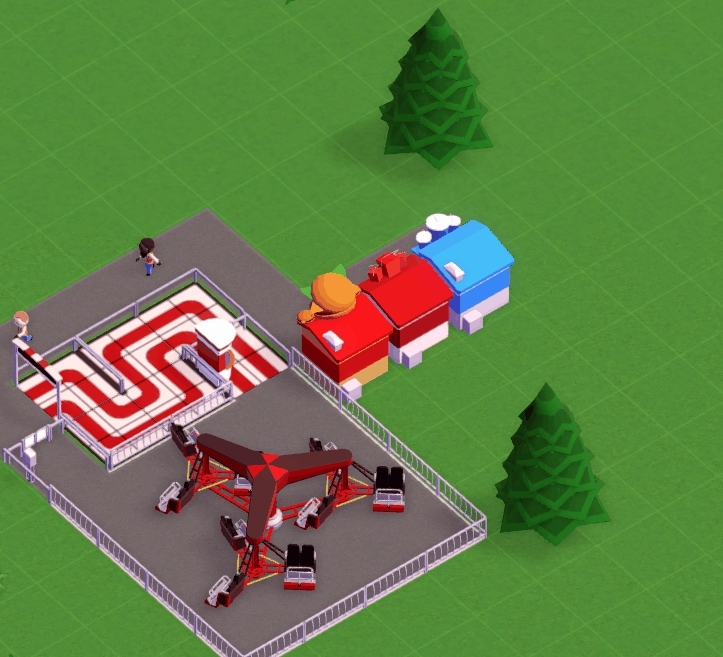 ThemeParkitect, themeparkitect, Bug 1a.G.02 GIFs