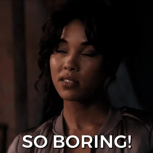 Watch this bored GIF by The GIF Smith (@sannahparker) on Gfycat. Discover more Alexandra Shipp, bored, boring, dgaf, eye roll, tragedy girls, unamused, uninterested, whatever GIFs on Gfycat