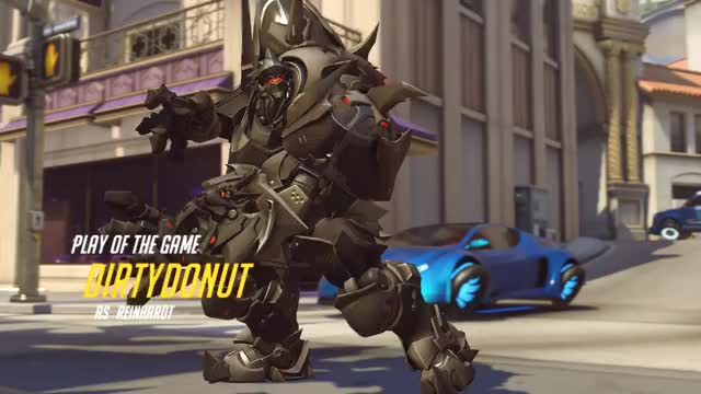 Watch Brawler Reinhardt GIF by @mirdaturtle on Gfycat. Discover more related GIFs on Gfycat