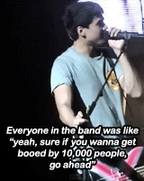 5 seconds of summer, 5sos, ashton irwin, calum hood, edit, highlights, i'll try to catch up with all the shows before the tcas, luke hemmings, michael clifford, mygif, perth rowyso, rowyso, this is calum centric can u believe it, Concert Highlights   ROWYSO: Perth, AU (Jun 29, 2015) [xxxxx GIFs