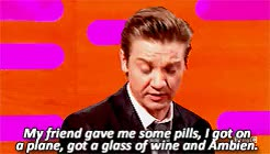 Watch and share Gemma Arterton GIFs and Jeremy Renner GIFs on Gfycat