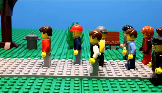 Watch and share Lego Pizza Delivery 7 GIFs on Gfycat