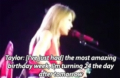 *, 1000, 500, my moving thing, organised is the uk spelling ok, red tour, taylor swift, The crowd singing happy birthday to Taylor in Perth 11/12/13 GIFs