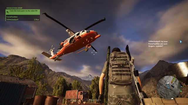 Watch and share Ghost Recon Wildlands Glitch GIFs by :^] on Gfycat