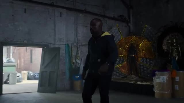 Watch this luke cage GIF on Gfycat. Discover more luke cage, mike colter GIFs on Gfycat