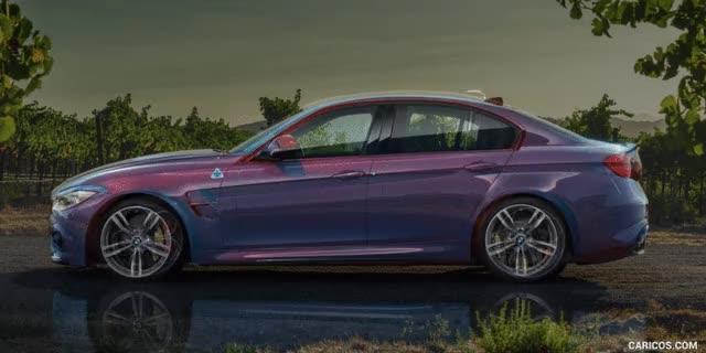Watch and share Alfa Romeo Giulia Vs. BMW M3 : Side [GIF Animation] GIFs on Gfycat