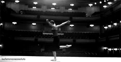 "Watch and share Balletomaneassoluta: "" Polina Semionova "" GIFs on Gfycat"