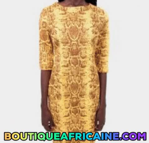 Watch and share African Dress GIFs by Boutique Africaine on Gfycat