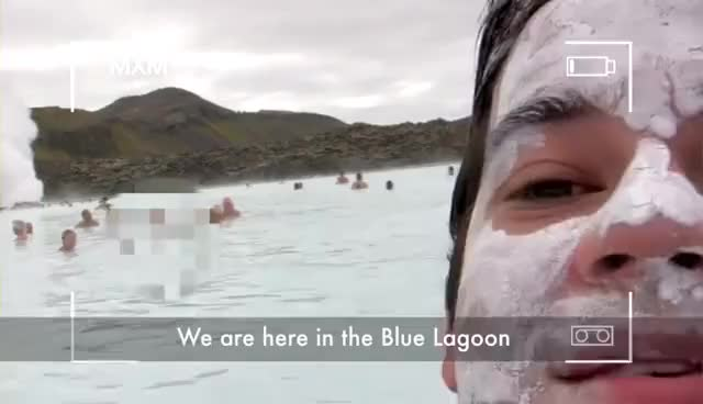 Watch ICELAND PT.1: Reykjavík & Blue Lagoon II MXM GIF on Gfycat. Discover more related GIFs on Gfycat