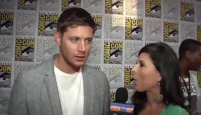 Watch Jensen Ackles GIF on Gfycat. Discover more jensen ackles GIFs on Gfycat