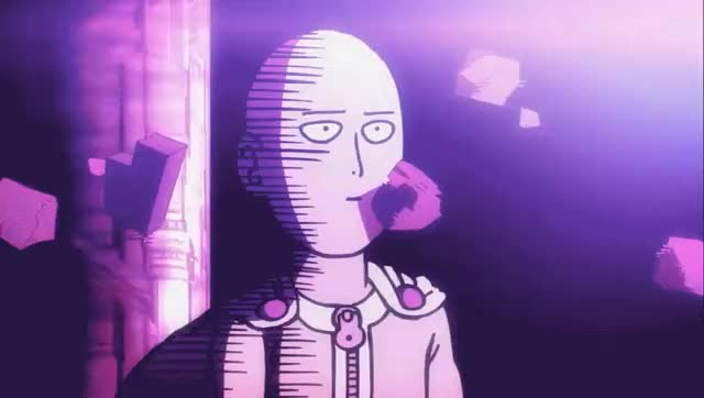 Watch Saitam - OnePunchMan GIF by @9banana on Gfycat. Discover more related GIFs on Gfycat