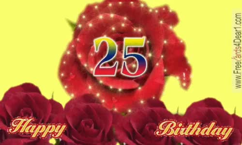 Watch and share Happy Th Birthday Animated Greeting Ecard GIFs on Gfycat