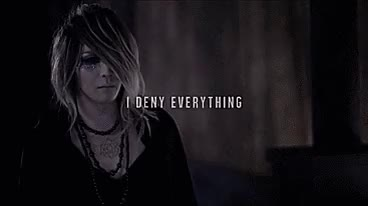 Watch and share Japanese Rock GIFs and The Gazette GIFs on Gfycat