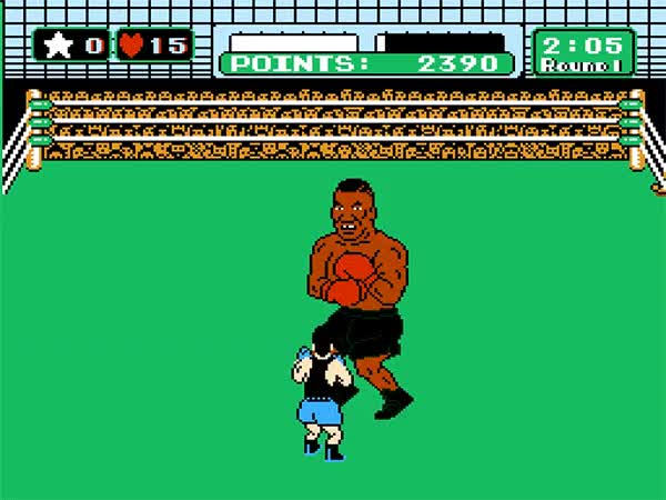 Watch and share Mike Tyson Punch Out Gif  KO Knock Out GIFs on Gfycat