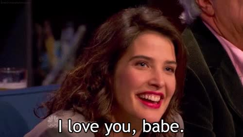 Watch game night GIF on Gfycat. Discover more cobie smulders GIFs on Gfycat