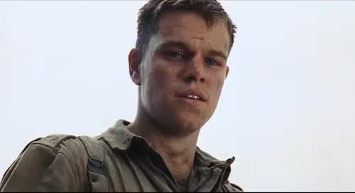 Watch and share Matt Damon GIFs on Gfycat