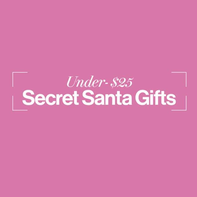 Watch and share Secret Santa & White Elephant Gift Ideas: Glamour GIFs on Gfycat